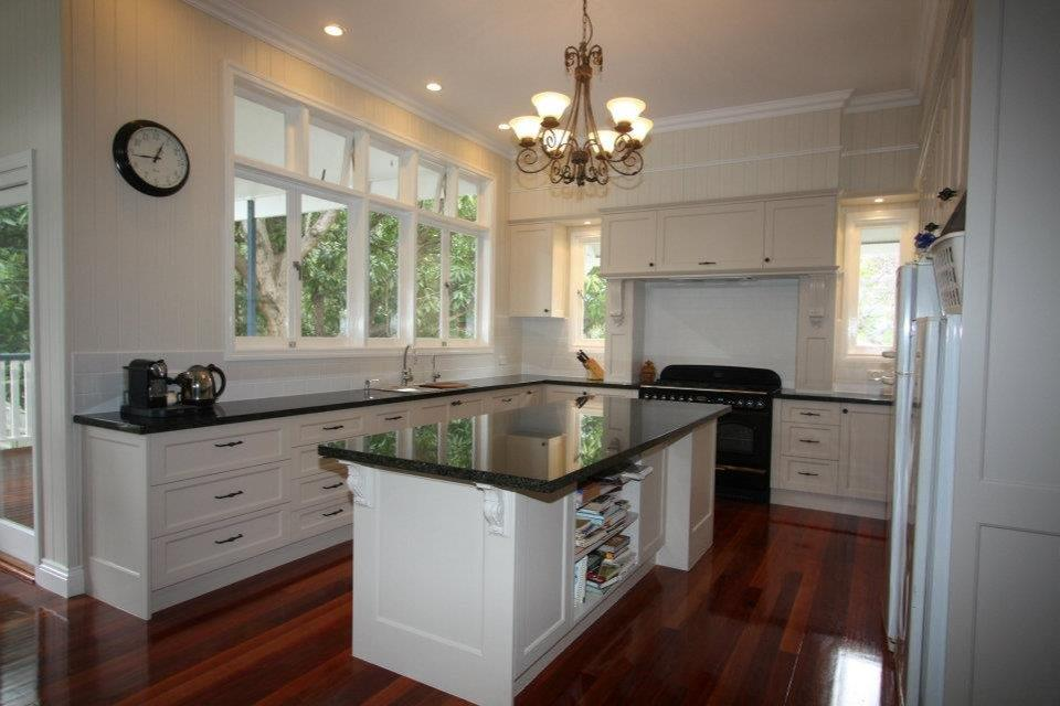 Kitchen renovations with kitchen renovations elegant for Kitchen cabinets brisbane